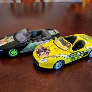 WWE WWF DX Model Cars Vintage Rare 98 HHH NAO
